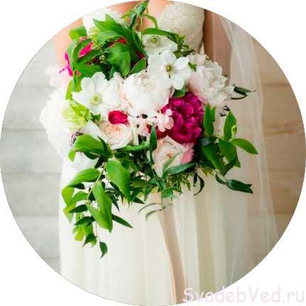 Свадебные цветы мая