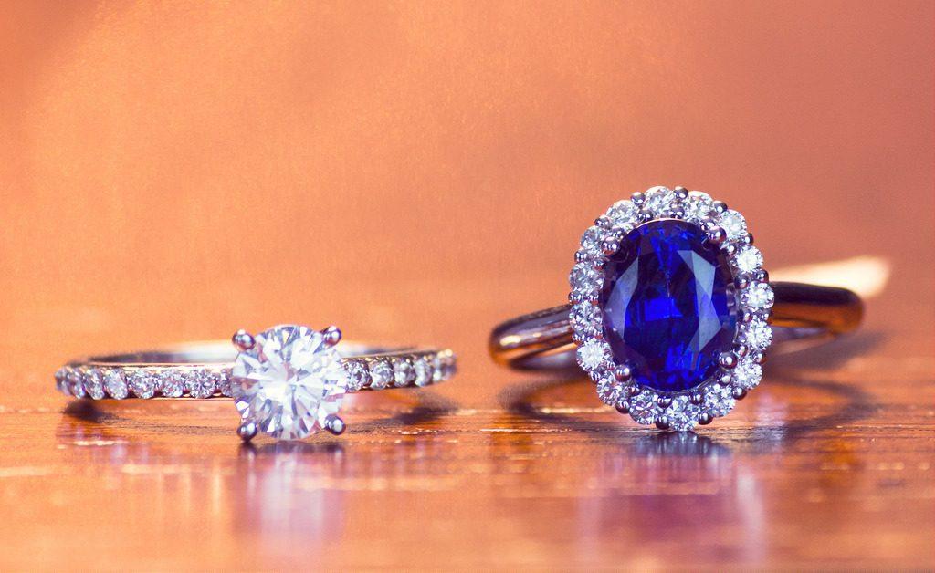Сапфировая свадьба - что подарить на юбилей 45 лет