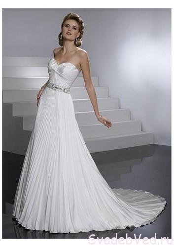"""Свадебное платье стиля """"Принцесса"""""""