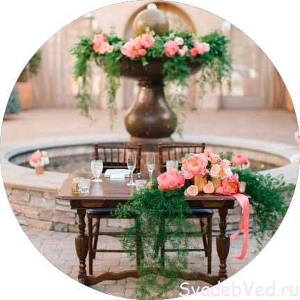 Цветы на свадьбу в Июле