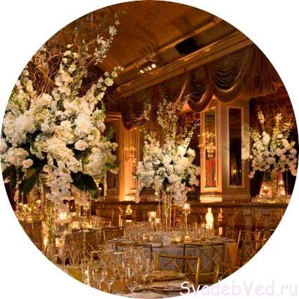Свадебные цветы в Марте