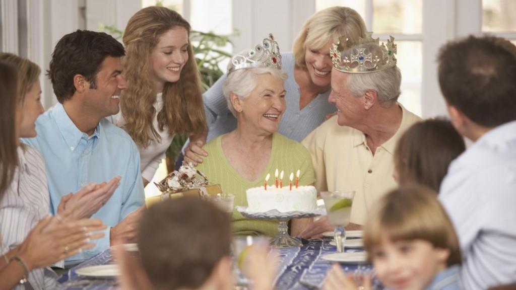 Что подарить на рубиновую свадьбу родителям для здоровья